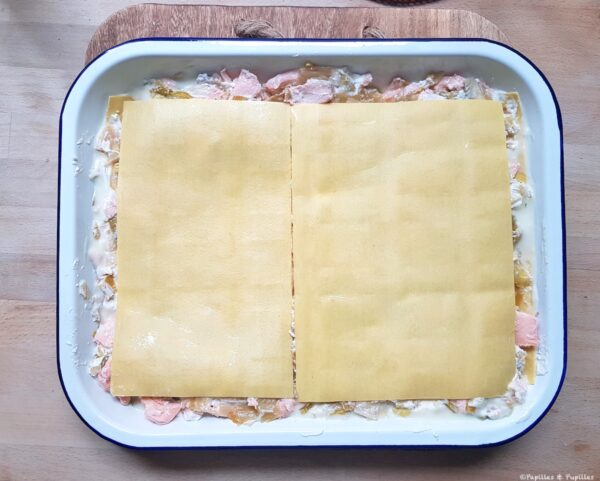 L10 - On met les feuilles de lasagne