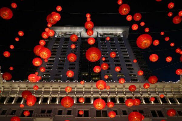 Lanternes ©Photo by Free To Use Sounds Unsplash