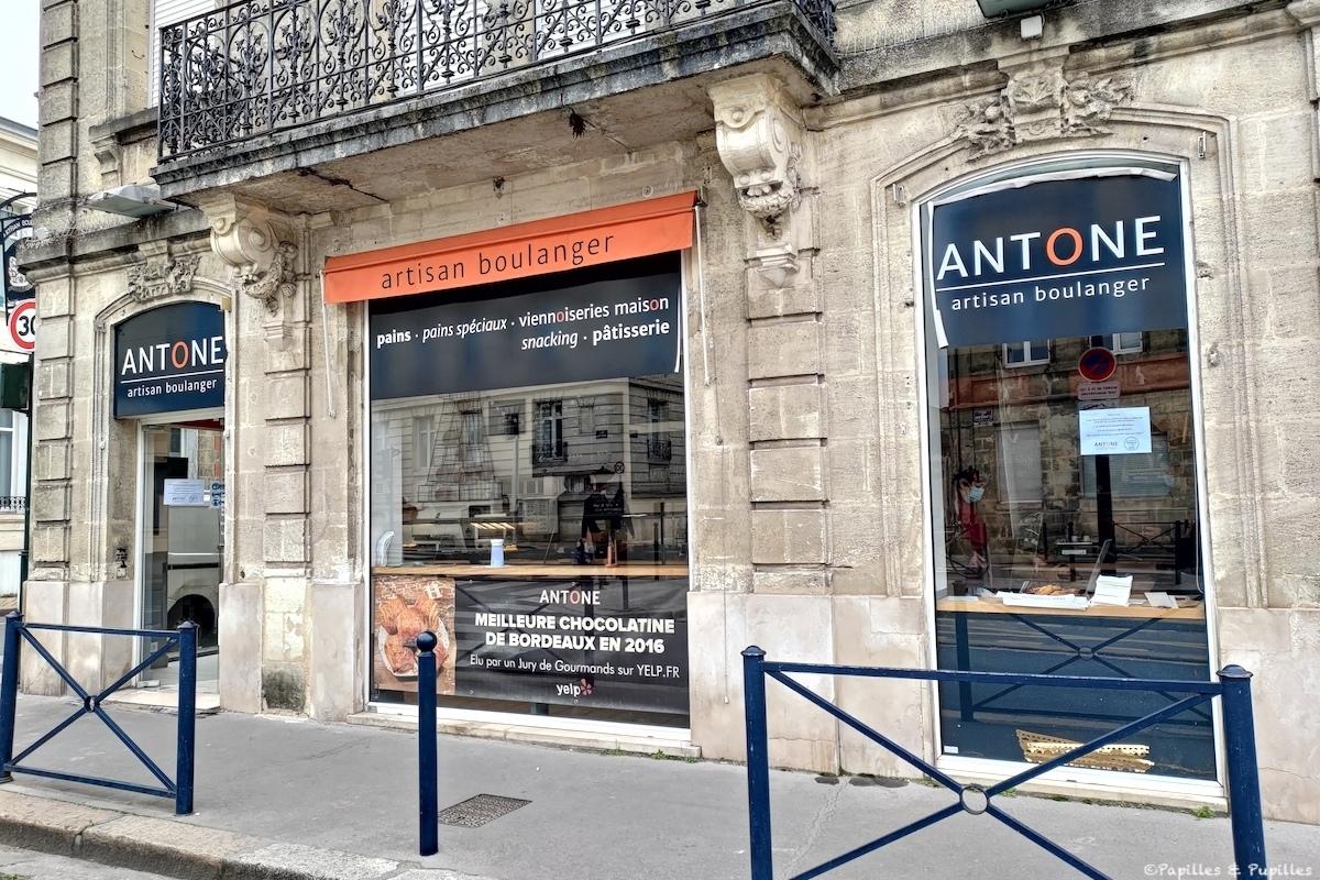 Antone, Artisan Boulanger, Bordeaux