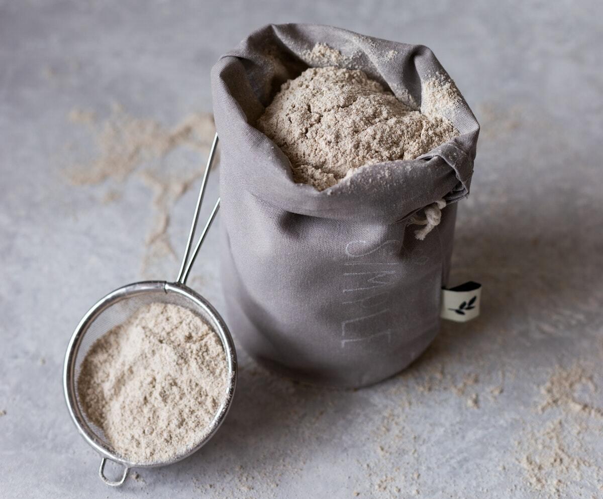 Farine de blé noir ©olga kudriavtseva unsplash