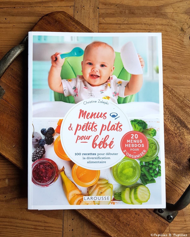 Menus & Petits plats pour bébés