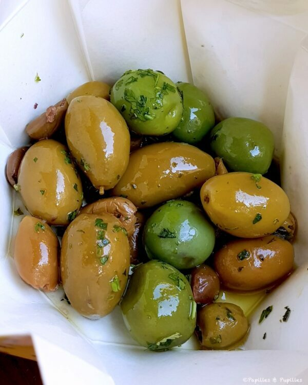 Olives italiennes