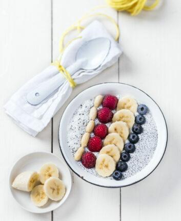 Porridge à la banane ©AIB_Delphine Constantini