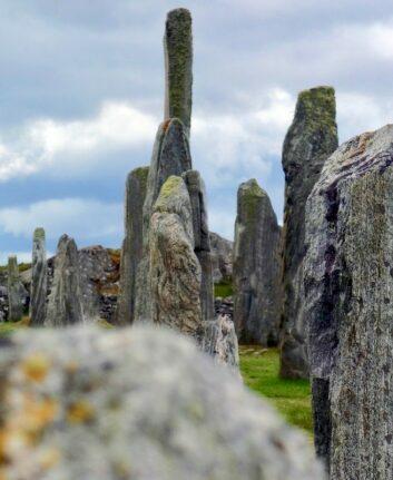 Callanish Stones ©Sonse CC BY 2.0