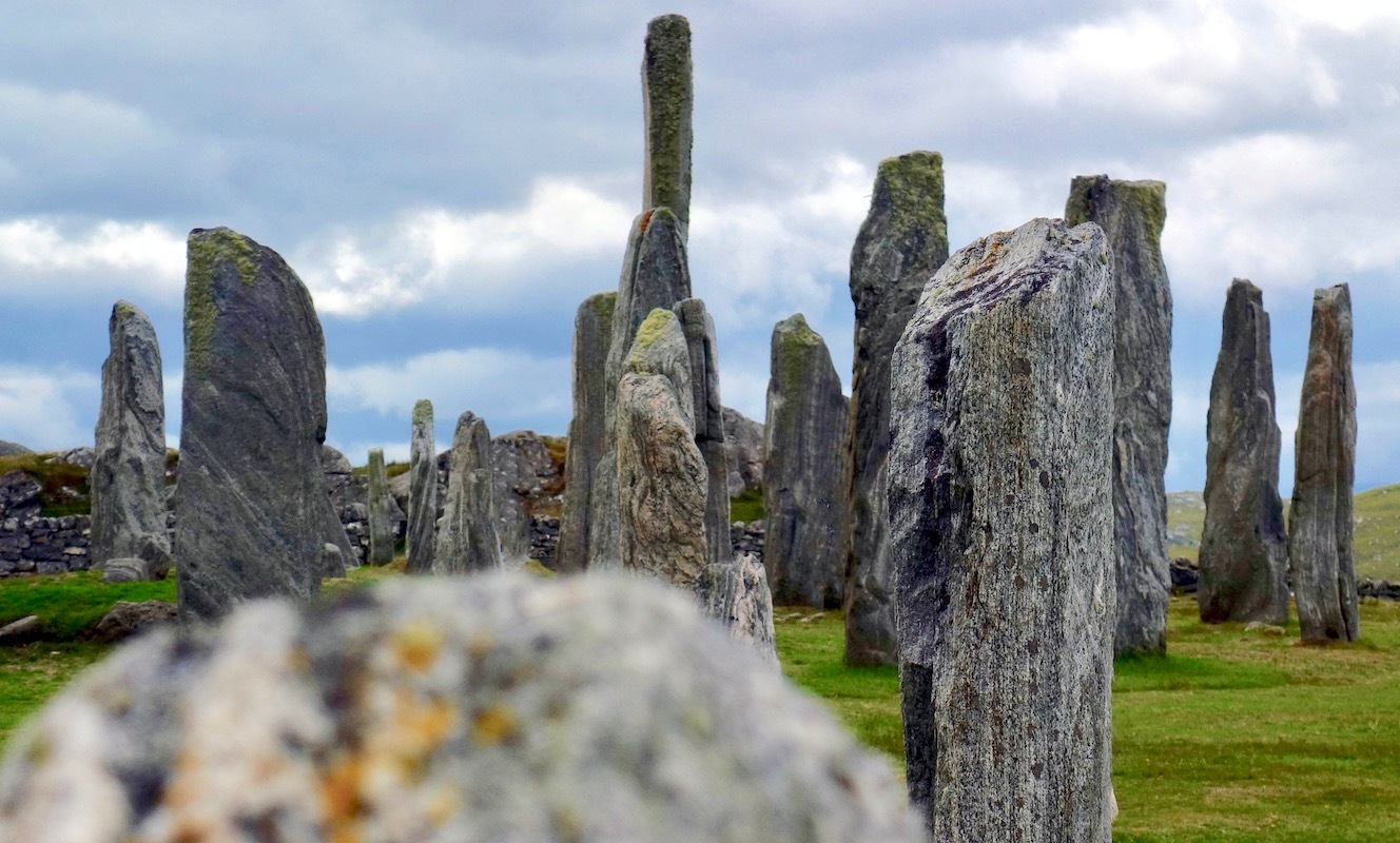 Callanish Stones ©Sonse CC BY 2.0