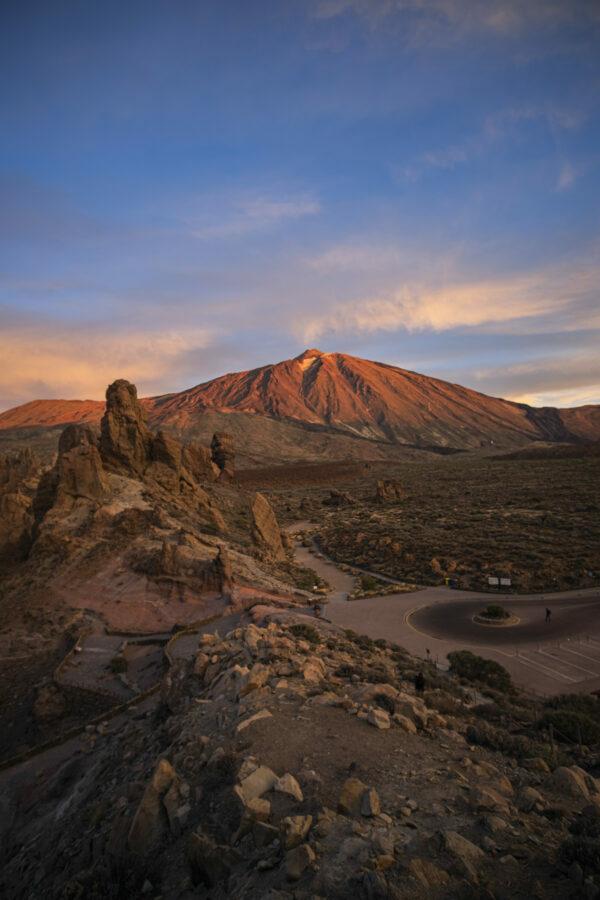 Le mont Teide