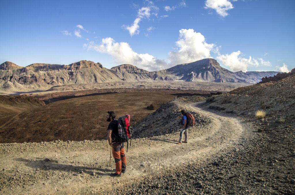 Montaña Blanca - Parque Nacional del Teide