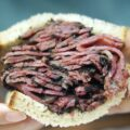 Pastrami sandwich ©Young Sok Yun CC BY-NC-ND 2.0