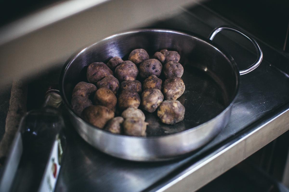 Pommes de terre de Tenerife