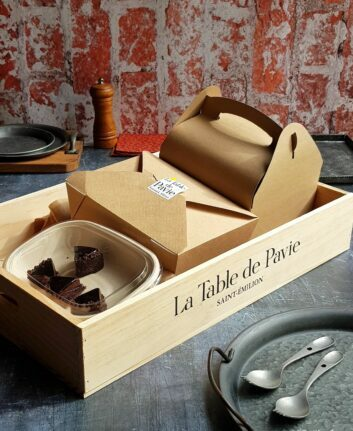 La Table de Pavie - Click& Collect