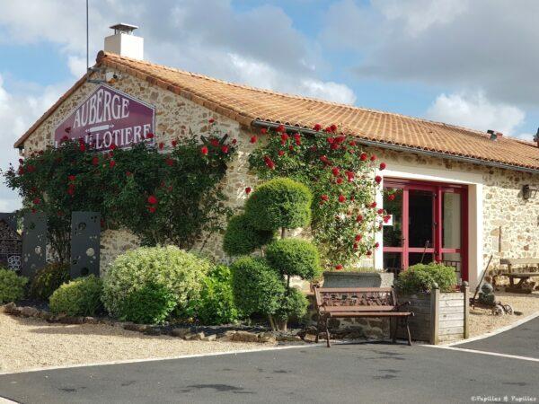 Auberge La Gaillotière - Château Thébaud