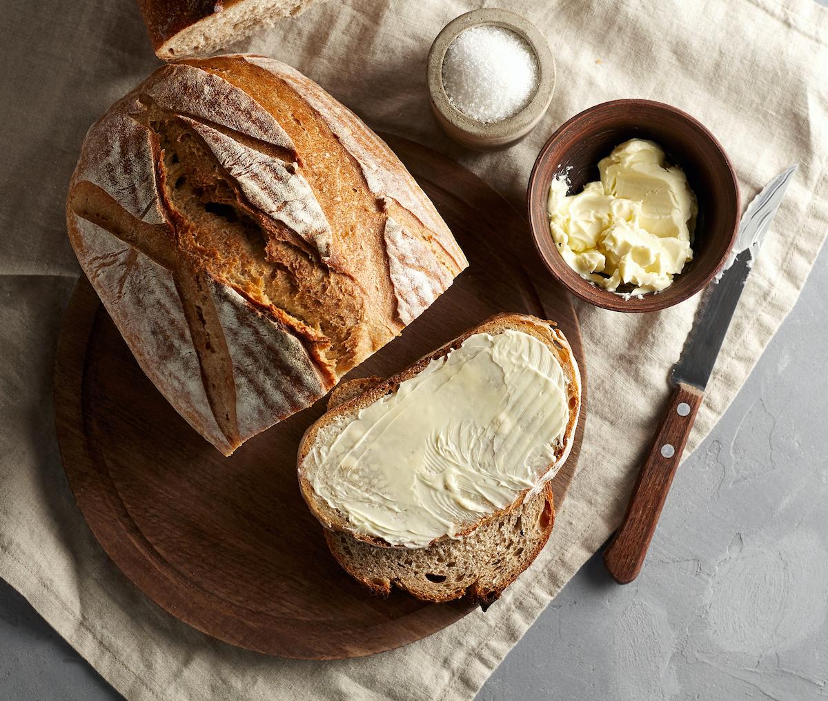 Beurre pommade © Dariia Belkina shutterstock