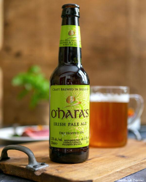 Bière IPA O'Haras