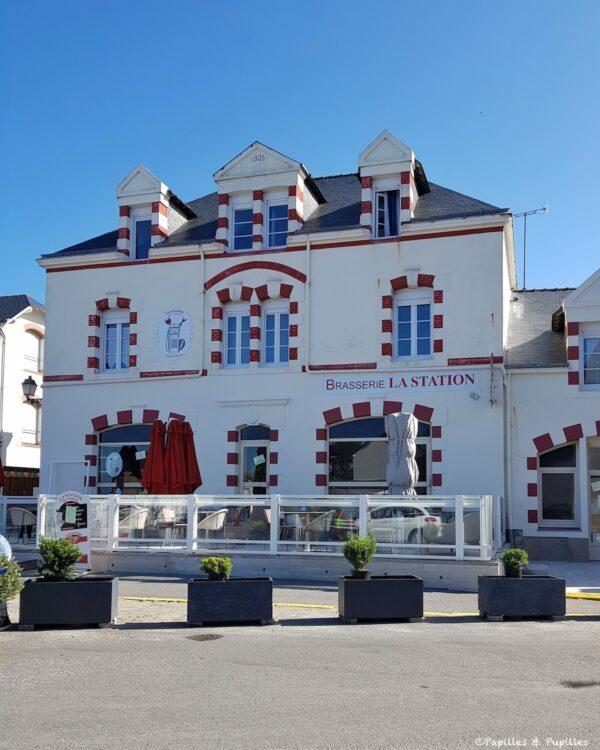Brasserie La Station - Piriac sur mer