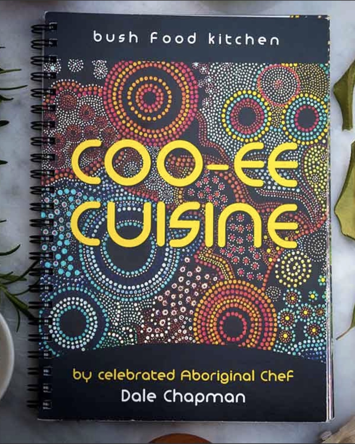 Cooking with bush tucker cookbook