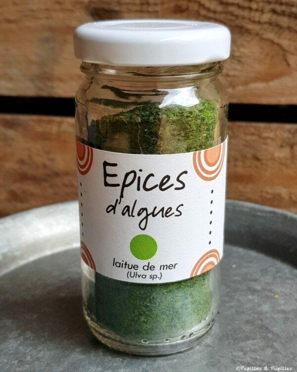 Epices d'algues