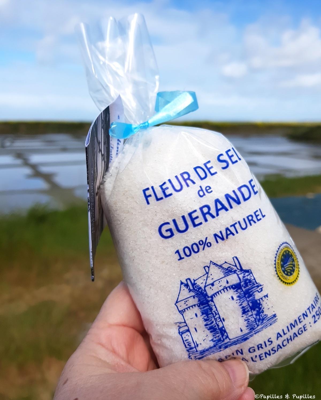 Fleur de sel de Guérande - Mr Lagré