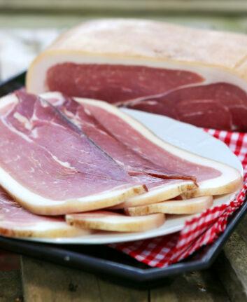 Jambon de Vendée - tranches