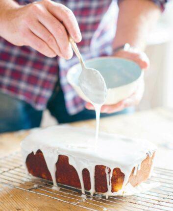 Lemon Drizzle Cake - Mike McEnearney