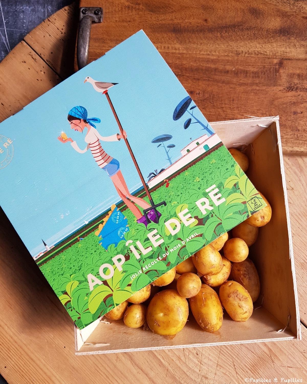 Pommes de terre AOP île de Ré