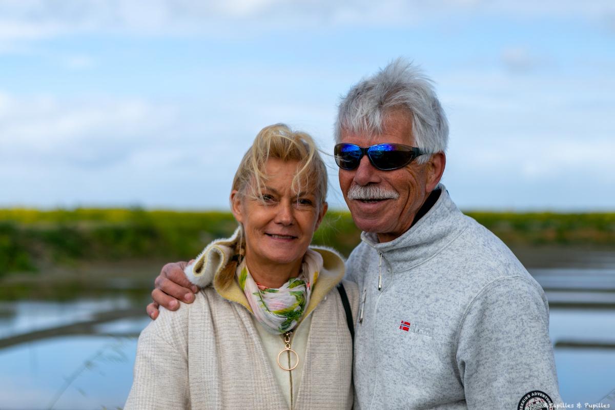 Mr et Mme Lagré