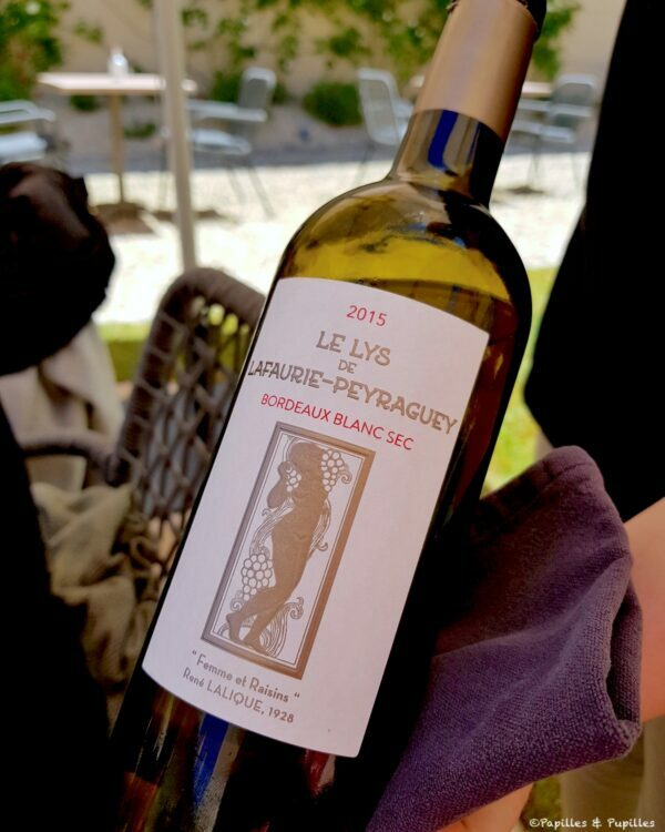 Les Lys de Lafaurie-Peyraguey 2015