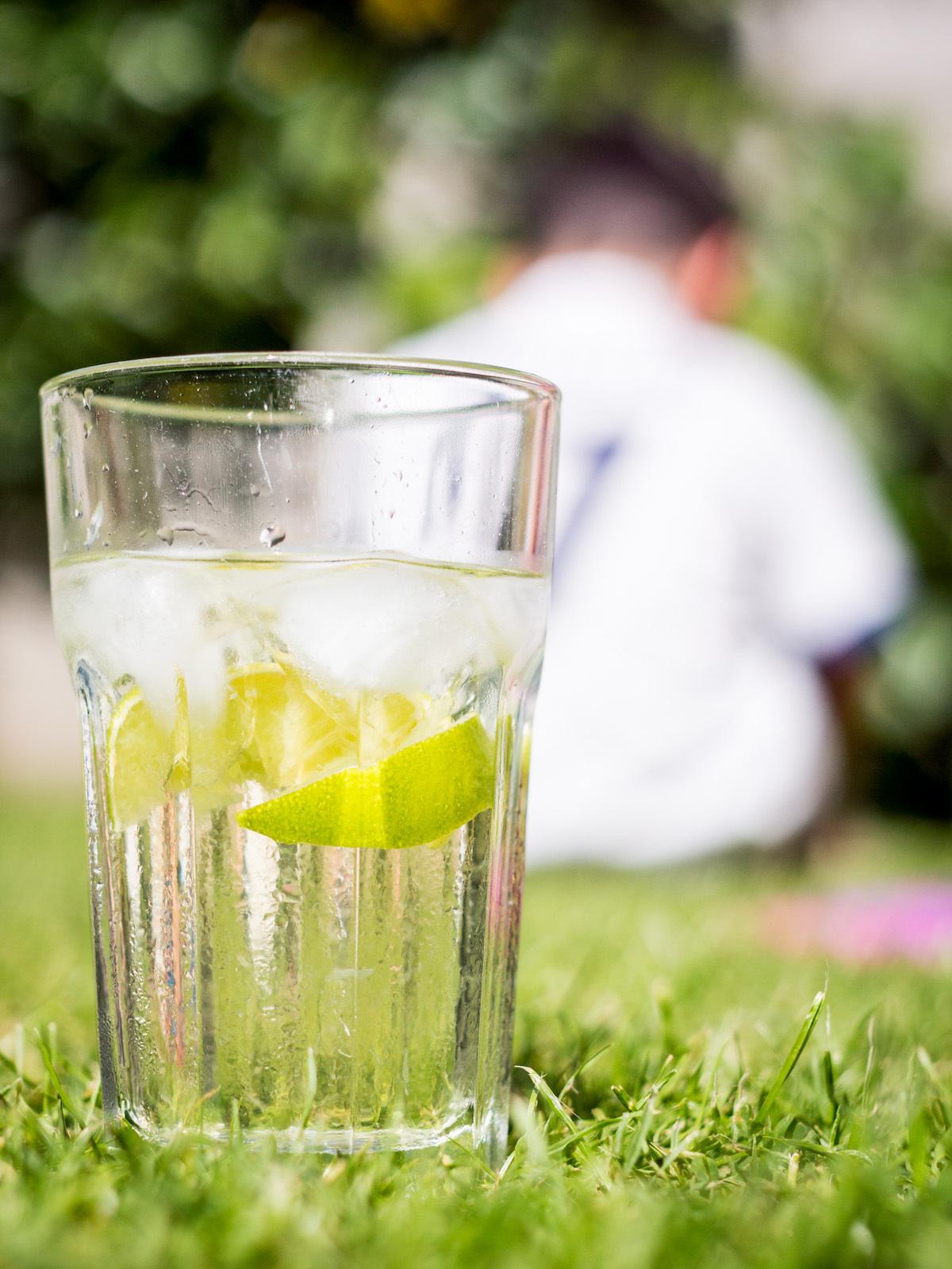 Gin Tonic ©David Brookes CC BY NC ND 2.0