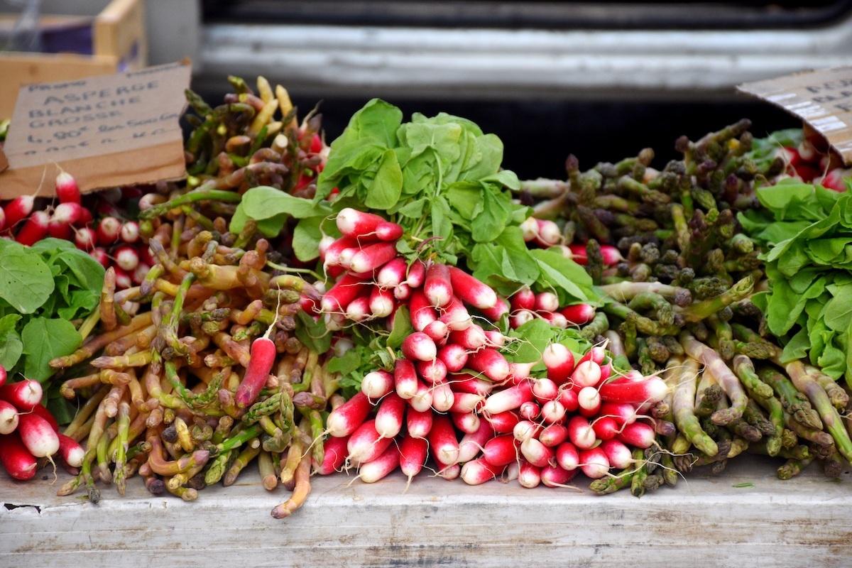 Légumes, marché ©RD LH de Pixabay CC0
