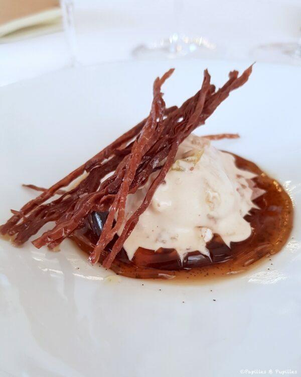 Pailles feuilletées au chocolat
