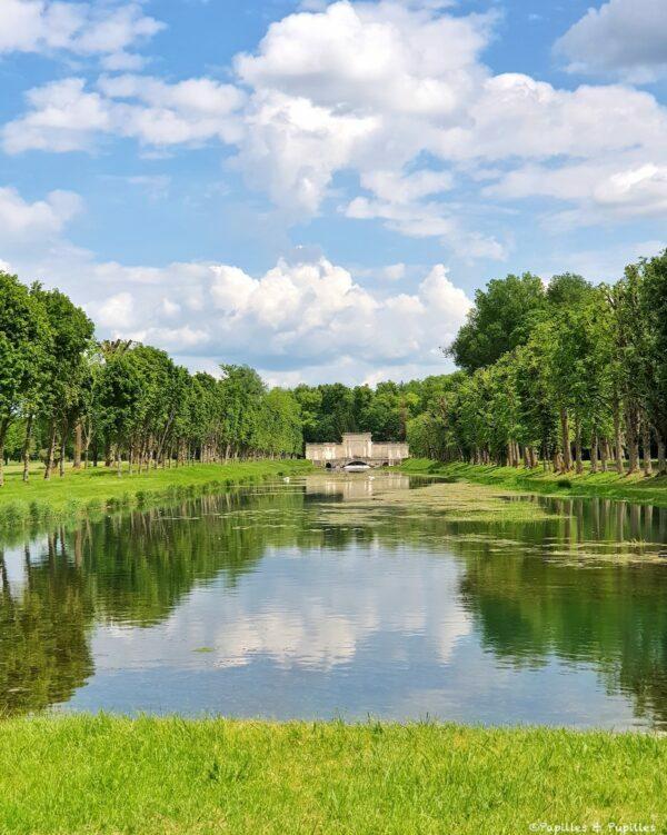 Parc du Château de Tanlay