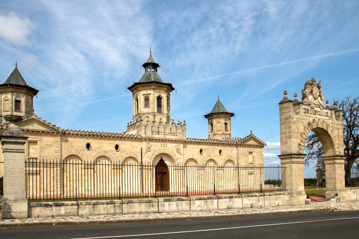 Château Cos d'Estournel ©Federico Moron CC BY-NC 2.0