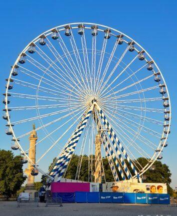 Grande roue - Place des Quinconces, Bordeaux