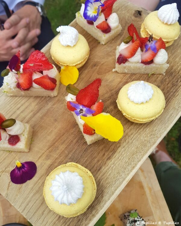 La Chapelle - desserts