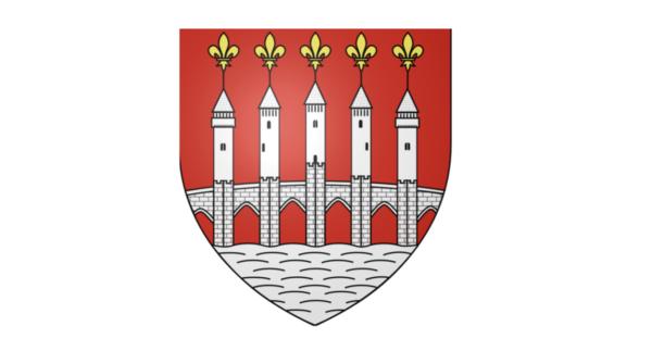 Blason de Cahors