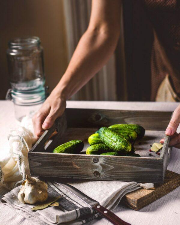 Cornichons en pickles © Reka Biro-Horvath on Unsplash 2