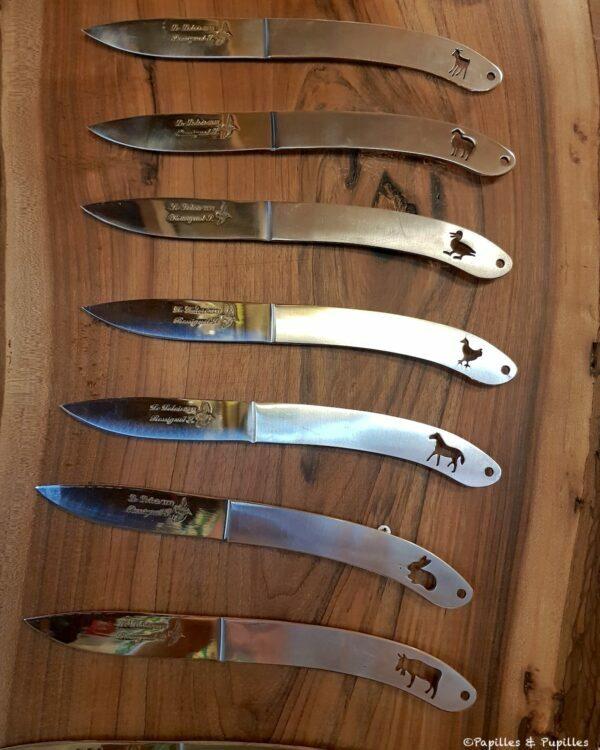 Couteaux de table - Le Lotois XLVI