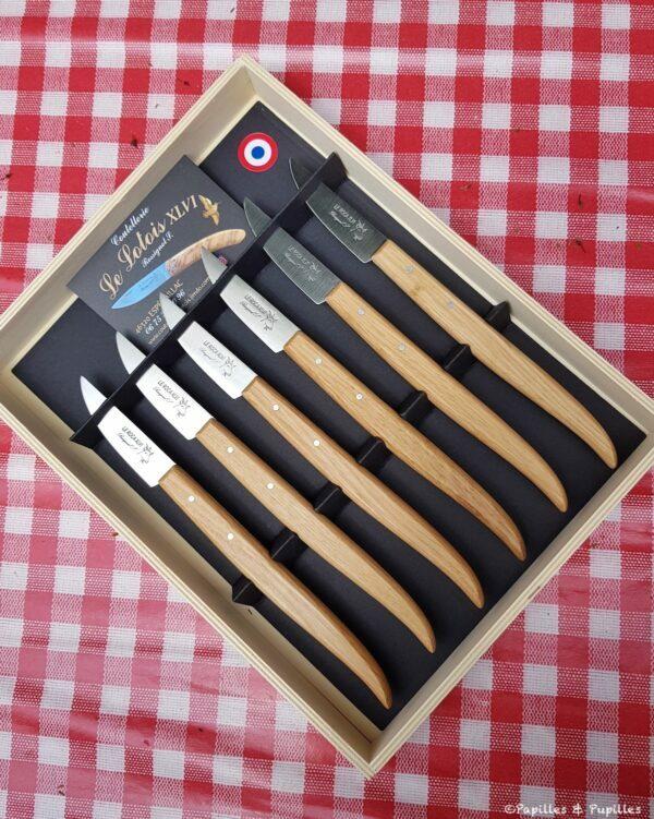 Couteaux le Rocamadour