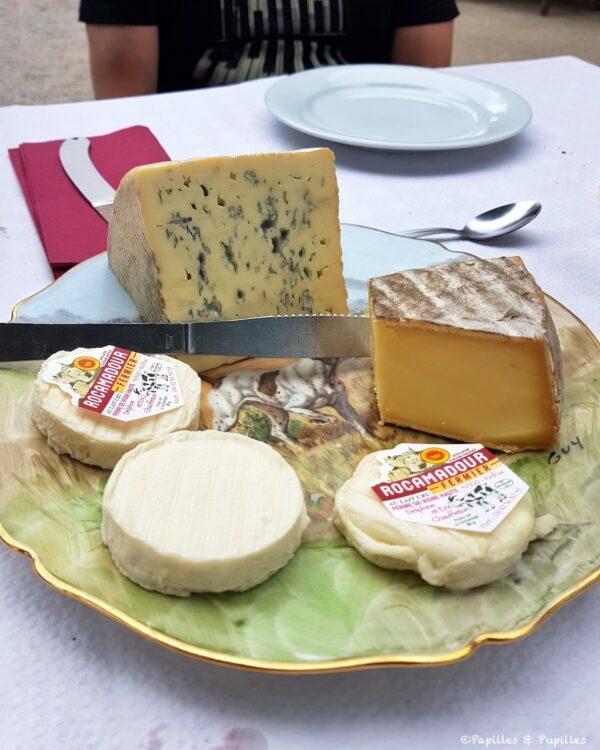 Plateau de fromagesillac - Plateau de fromages