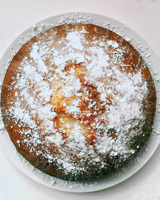 Gâteau vegan à la vanille