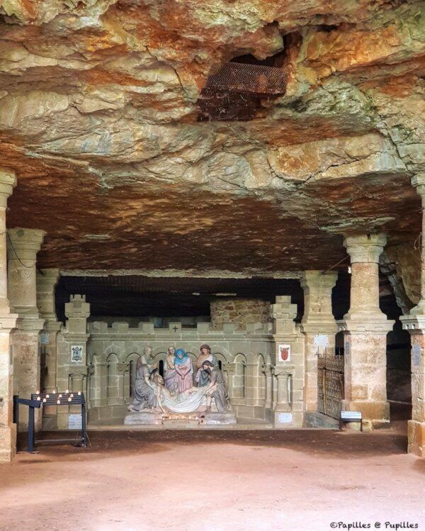 Grotte Rocamadour