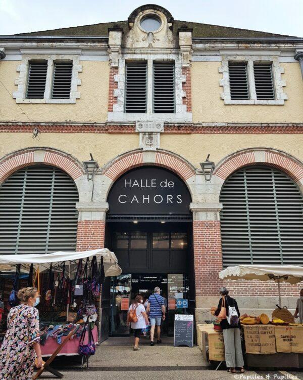 Halle de Cahors