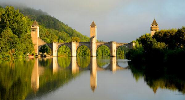 Pont Valentré ©Terres de France CC BY-SA 2.0