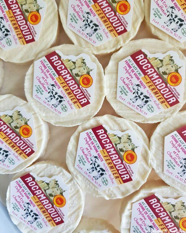 Rocamadour étiquetés