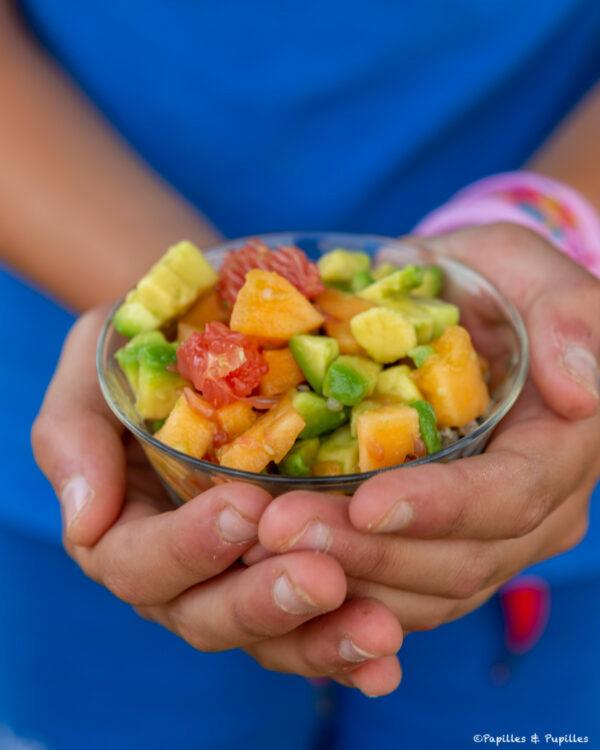 Salade de melon du Quercy IGP