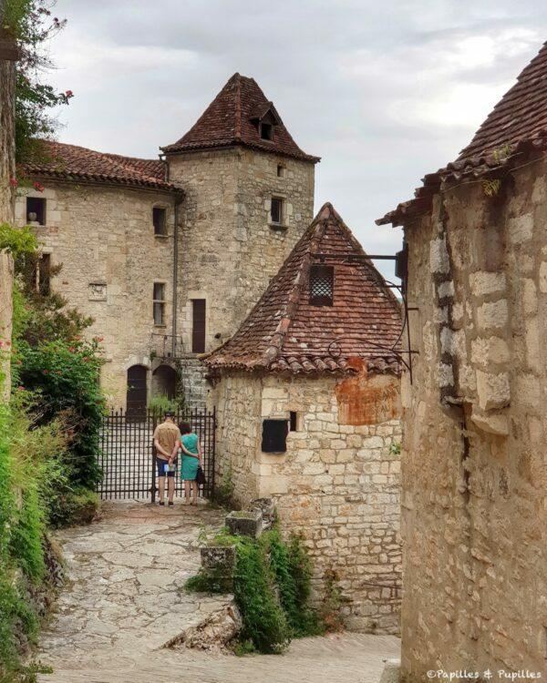 Saint-Cirq Lapopie