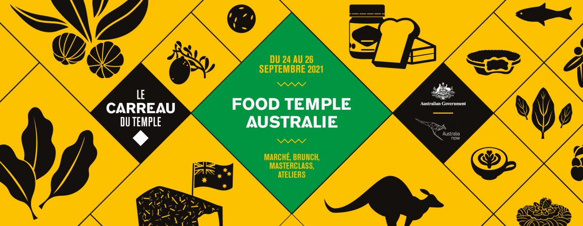 Food Temple Australie