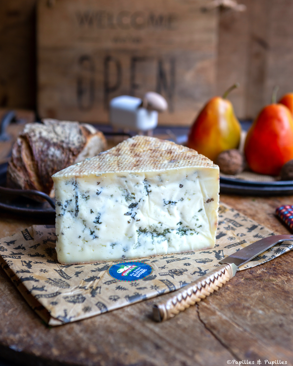 Bleu Basque