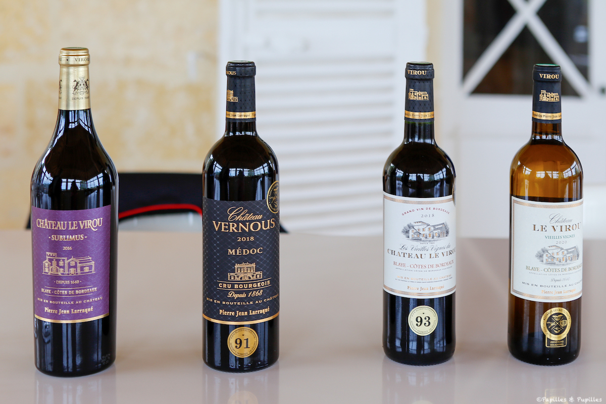Dégustation Vins Larraqué