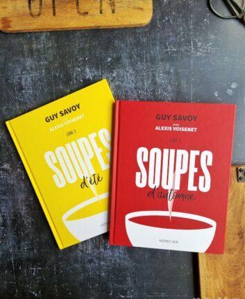 Soupes d'été et d'automne - Guy Savoy