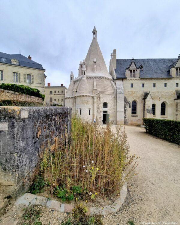 Tour en Pierre - La cuisine Romane - fumoir